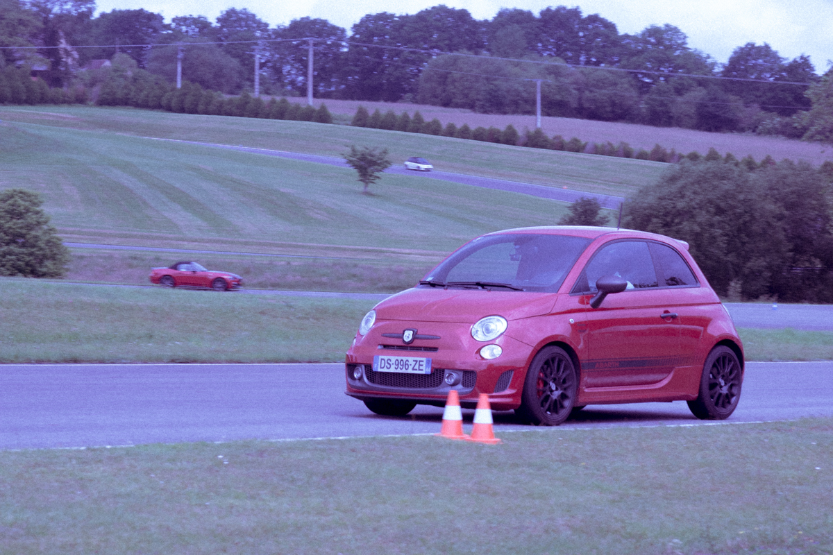 Good old times - Abarth Days