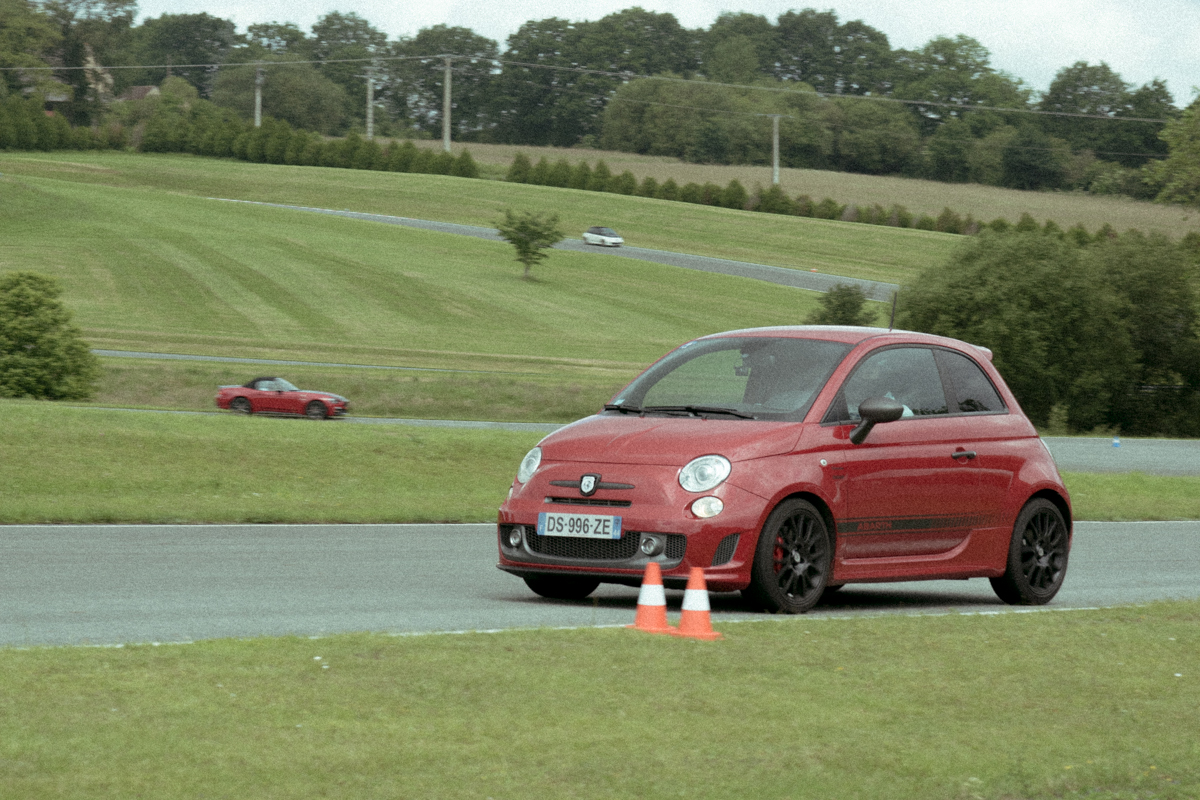 Good old times volume 2 - Abarth Days